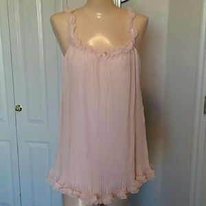Victoria's Secret light pink nighty